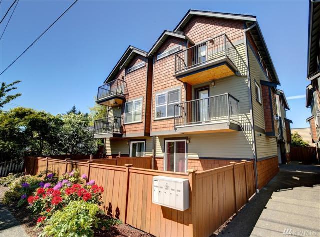 8357 11th Ave NW B, Seattle, WA 98117 (#1130515) :: Ben Kinney Real Estate Team
