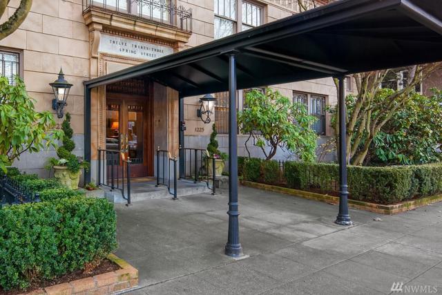 1223 Spring St #501, Seattle, WA 98112 (#1130568) :: Alchemy Real Estate