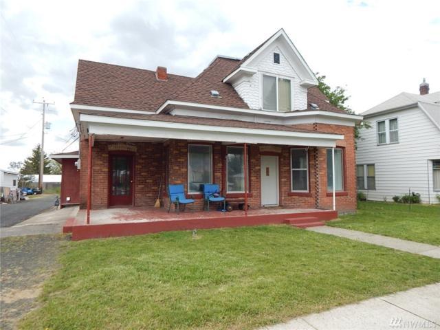107 N 3rd, Harrington, WA 99134 (#1130729) :: Ben Kinney Real Estate Team