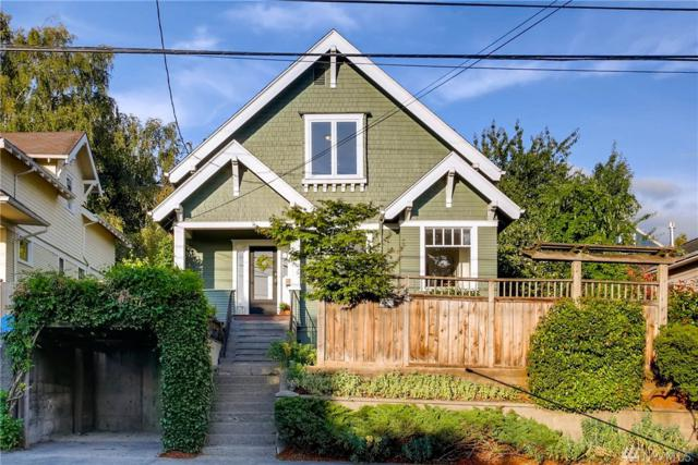 6550 3rd Ave NW, Seattle, WA 98117 (#1131136) :: Beach & Blvd Real Estate Group