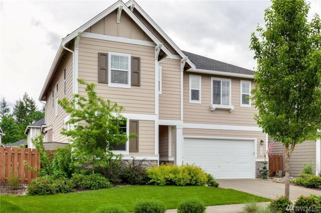 1033 SE 11th St, North Bend, WA 98045 (#1131302) :: Ben Kinney Real Estate Team