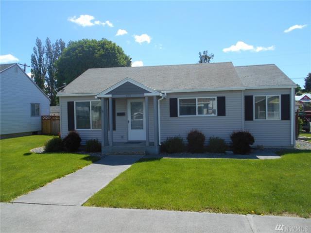 403 W 2nd Ave, Ritzville, WA 99169 (#1131393) :: Ben Kinney Real Estate Team