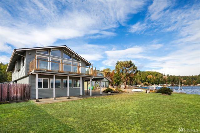 4861 NE North Shore Rd, Belfair, WA 98528 (#1131458) :: Ben Kinney Real Estate Team