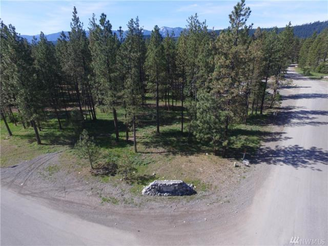 0-Lot 1 Bakers Rd, Ronald, WA 98940 (#1131884) :: Ben Kinney Real Estate Team