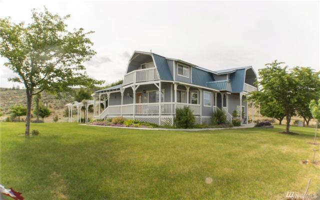 19 Sage Hill, Tonasket, WA 98801 (#1131924) :: Ben Kinney Real Estate Team