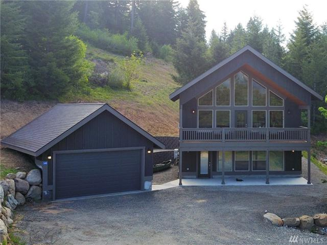 6-Lot 6 Maywood Lane, Ronald, WA 98940 (#1131940) :: Ben Kinney Real Estate Team