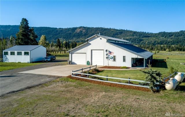 800 Big Creek Rd, Cle Elum, WA 98922 (#1131972) :: Ben Kinney Real Estate Team