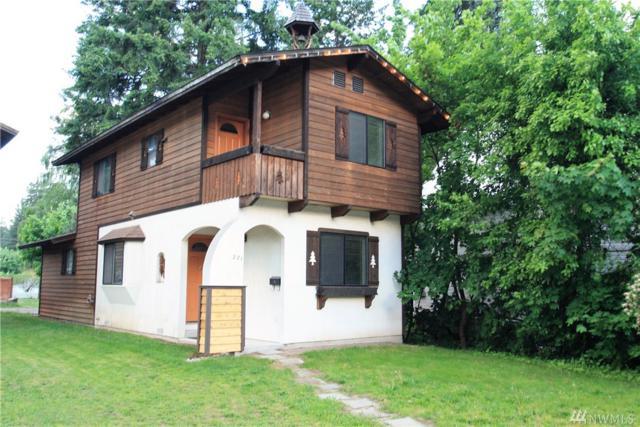 221 Evans St, Leavenworth, WA 98826 (#1132096) :: Ben Kinney Real Estate Team