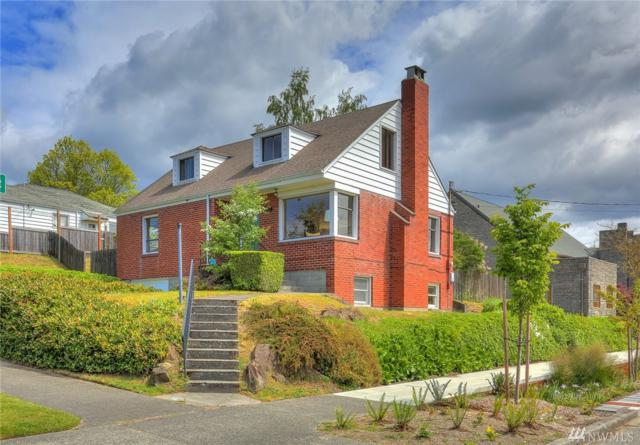 7502 19th Ave NW, Seattle, WA 98117 (#1132140) :: Ben Kinney Real Estate Team