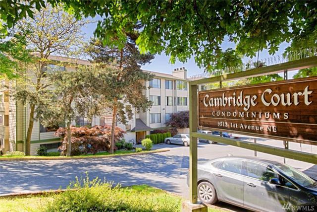 9512 1st Ave NE #106, Seattle, WA 98115 (#1132142) :: Ben Kinney Real Estate Team