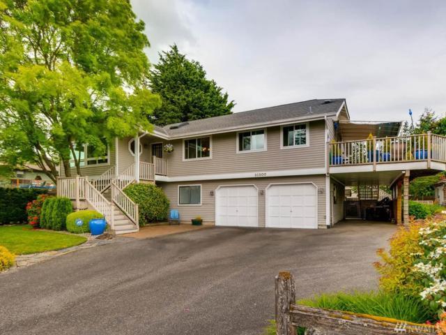 21507 88th Ave W, Edmonds, WA 98026 (#1132769) :: Ben Kinney Real Estate Team