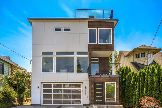 4127 SW Rose St, Seattle, WA 98136 (#1132779) :: Ben Kinney Real Estate Team