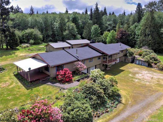 490 W Bulb Farm Rd, Shelton, WA 98584 (#1132805) :: Ben Kinney Real Estate Team