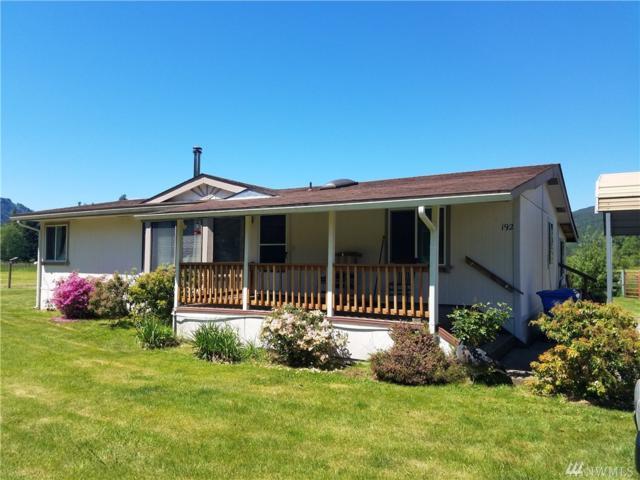 192 Waterloo Rd, Glenoma, WA 98336 (#1133298) :: Ben Kinney Real Estate Team