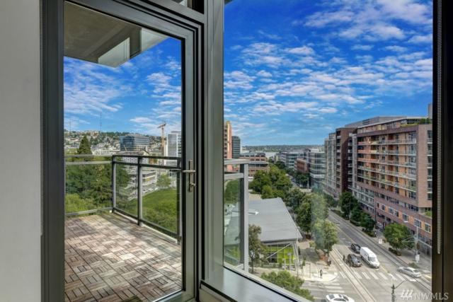 820 Blanchard St #701, Seattle, WA 98121 (#1133300) :: Ben Kinney Real Estate Team
