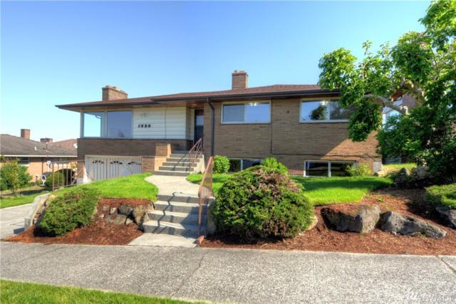 1926 NW 90 Th St, Seattle, WA 98117 (#1133585) :: Ben Kinney Real Estate Team