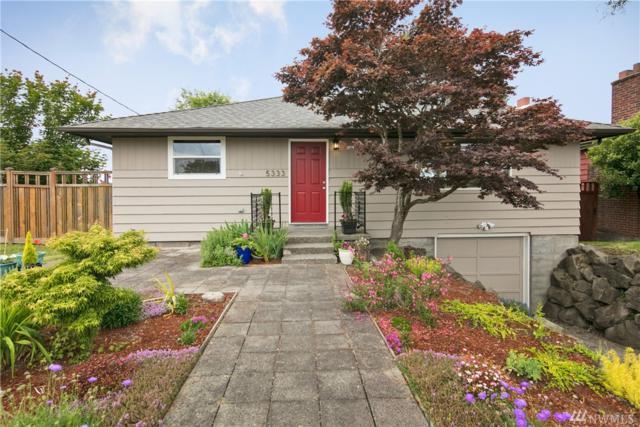 5333 21st Ave SW, Seattle, WA 98106 (#1133829) :: Ben Kinney Real Estate Team