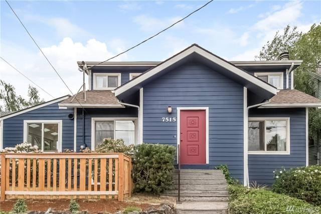 7515 18th Ave NW, Seattle, WA 98117 (#1133836) :: Ben Kinney Real Estate Team