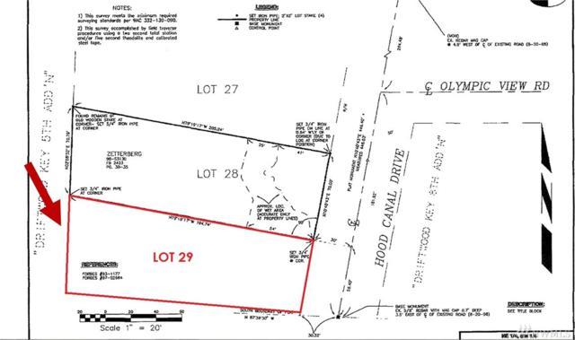 37211 Hood Canal Dr NE, Hansville, WA 98340 (#1133961) :: Ben Kinney Real Estate Team