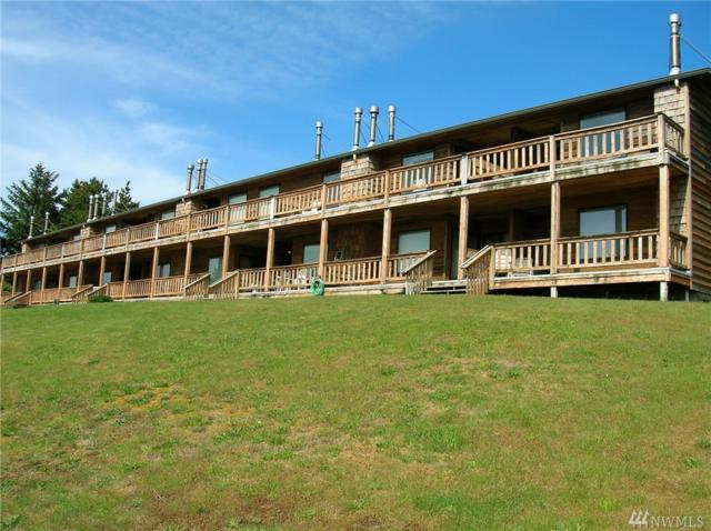 2855 S Forrest St #105, Westport, WA 98595 (#1134066) :: Ben Kinney Real Estate Team