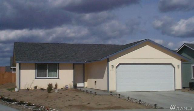 1329 W Electra St, Moses Lake, WA 98837 (#1134254) :: Ben Kinney Real Estate Team