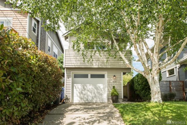 2818 NW 68th St, Seattle, WA 98117 (#1134334) :: Ben Kinney Real Estate Team