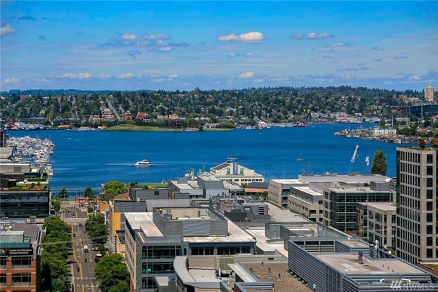 820 Blanchard St #1805, Seattle, WA 98121 (#1134778) :: Ben Kinney Real Estate Team