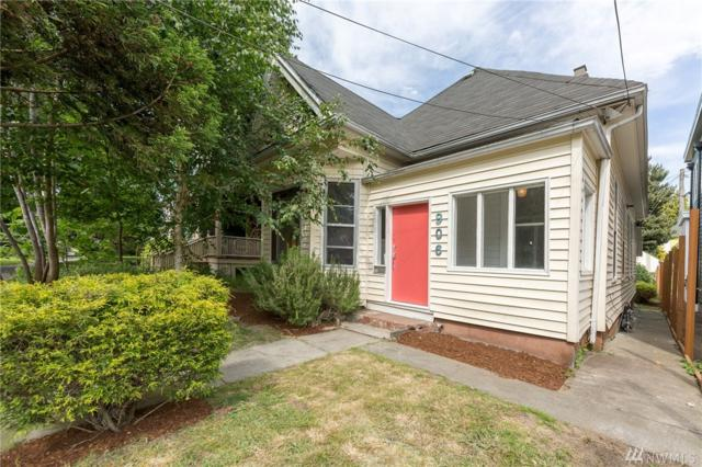 906 20th Ave, Seattle, WA 98122 (#1134903) :: Ben Kinney Real Estate Team
