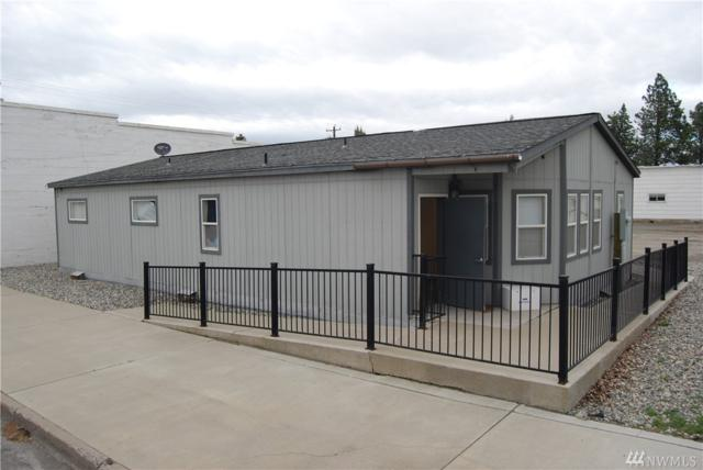 35 N Main St, Mansfield, WA 98830 (#1134973) :: Ben Kinney Real Estate Team