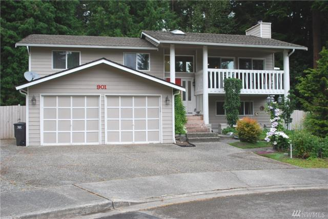 901 104th Place SE, Everett, WA 98208 (#1135200) :: Ben Kinney Real Estate Team