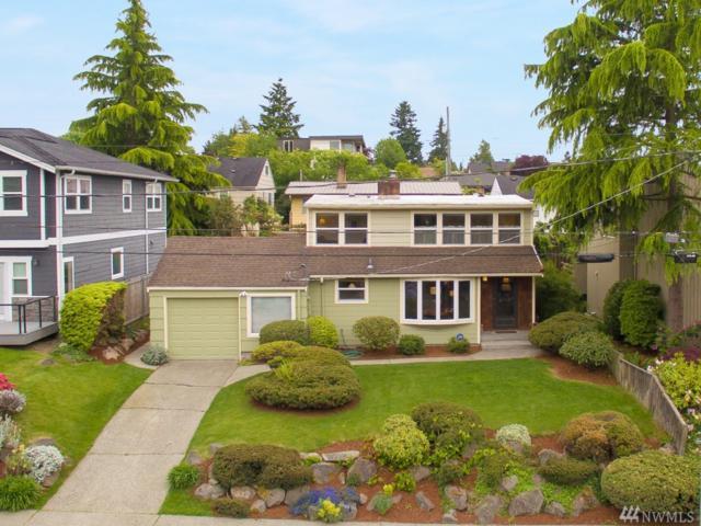5339 SW Manning St, Seattle, WA 98116 (#1135278) :: Ben Kinney Real Estate Team