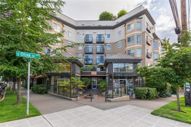1125 E Olive St #101, Seattle, WA 98122 (#1135512) :: Ben Kinney Real Estate Team
