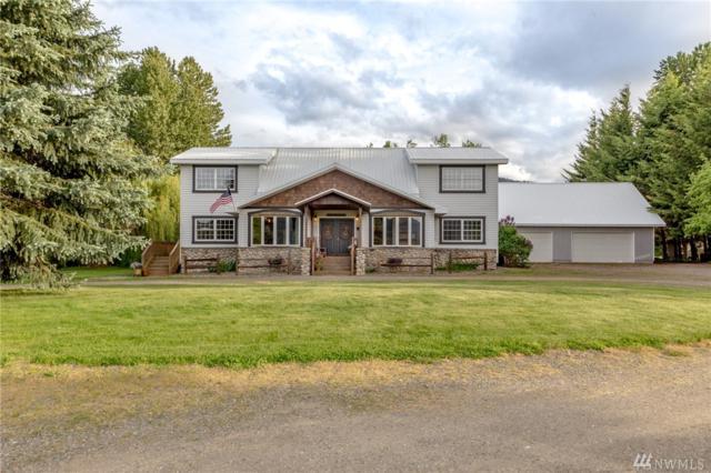 3550 Nelson Siding Rd, Cle Elum, WA 98922 (#1135624) :: Ben Kinney Real Estate Team