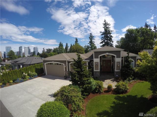 9671 Evergreen Dr, Bellevue, WA 98004 (#1135661) :: Ben Kinney Real Estate Team