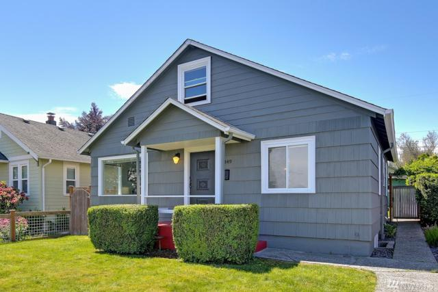 7149 30th Ave SW, Seattle, WA 98126 (#1135971) :: Ben Kinney Real Estate Team