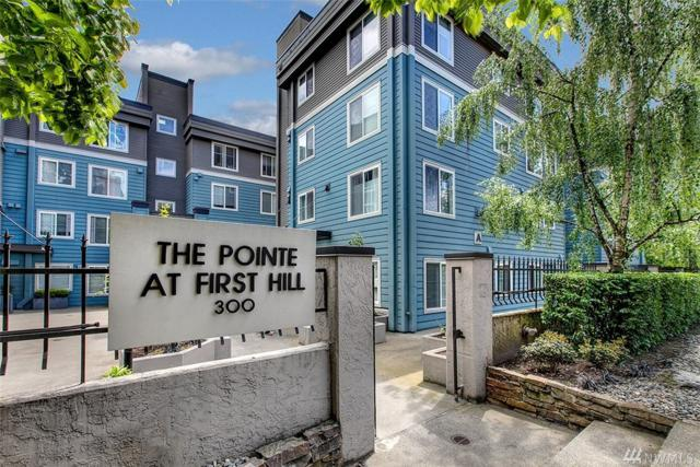 300 10th Ave A104, Seattle, WA 98122 (#1135972) :: Ben Kinney Real Estate Team