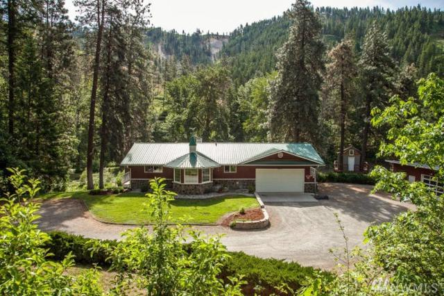9225 Derby Canyon Rd, Peshastin, WA 98847 (#1136099) :: Ben Kinney Real Estate Team