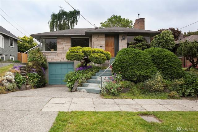7540 11th Ave NW, Seattle, WA 98117 (#1136326) :: Ben Kinney Real Estate Team