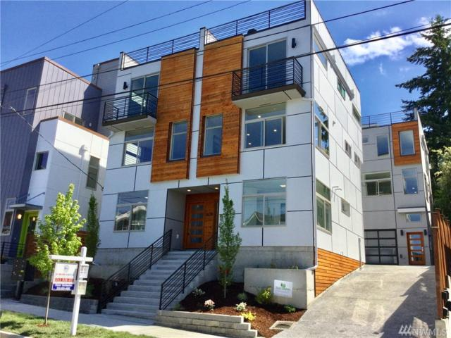 3638-A Courtland Place S, Seattle, WA 98144 (#1136522) :: Ben Kinney Real Estate Team