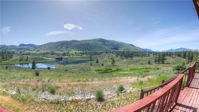 162 Twin Lakes Dr, Winthrop, WA 98862 (#1136553) :: Ben Kinney Real Estate Team