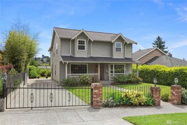 4522 49th Ave SW, Seattle, WA 98116 (#1136844) :: Ben Kinney Real Estate Team