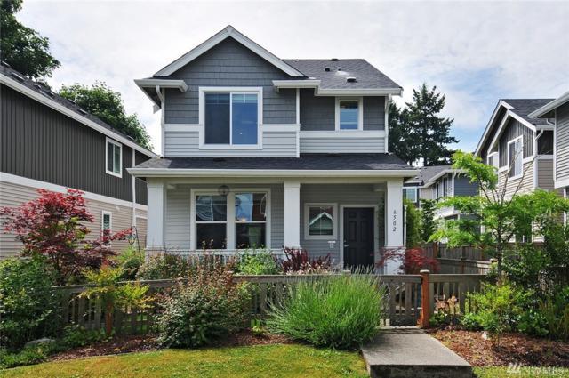 6502 High Point Dr SW, Seattle, WA 98126 (#1136893) :: Ben Kinney Real Estate Team