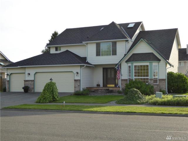 436 Farrelly St, Enumclaw, WA 98022 (#1136927) :: Ben Kinney Real Estate Team