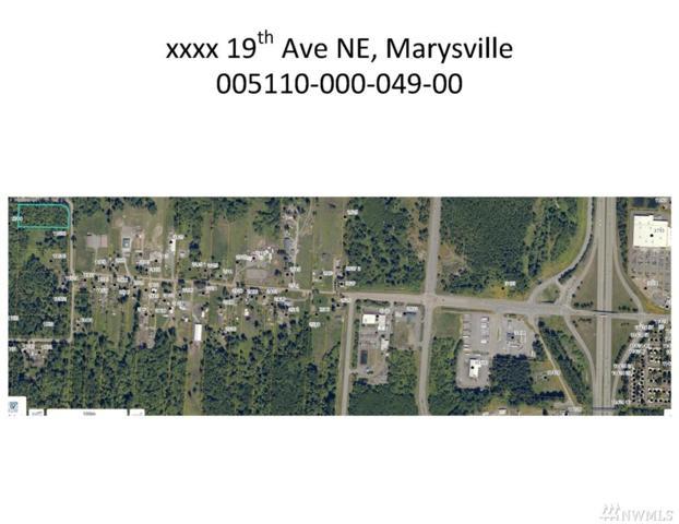 11700 19 Ave NE, Marysville, WA 98271 (#1137375) :: Ben Kinney Real Estate Team