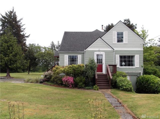 1112 S Montesano, Westport, WA 98595 (#1137443) :: Ben Kinney Real Estate Team
