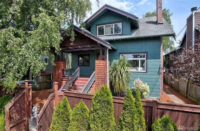 7506 16th Ave NW, Seattle, WA 98117 (#1137731) :: Ben Kinney Real Estate Team