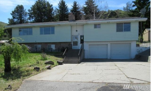 520 Banks Ave, Grand Coulee, WA 99133 (#1137780) :: Ben Kinney Real Estate Team