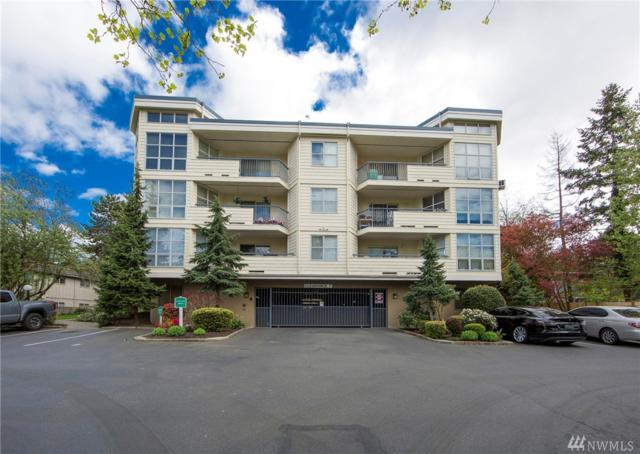 424 102nd Ave SE #302, Bellevue, WA 98004 (#1138036) :: Ben Kinney Real Estate Team