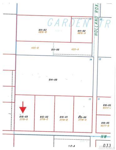 0-Lot D NW 64th St, Bremerton, WA 98311 (#1138127) :: Ben Kinney Real Estate Team