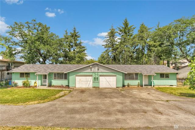 833-& 835 174th St S, Spanaway, WA 98387 (#1138258) :: Ben Kinney Real Estate Team